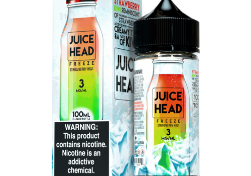 Juice Head Strawberry Kiwi Freeze 100ml 03mg