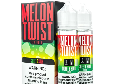 TWIST Sweet & Sour 120ml