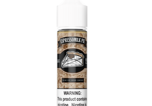 Primitive Espressomilk Pie 60ml