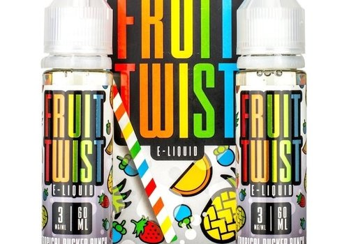 TWIST Tropical Pucker Punch 120ml 00mg