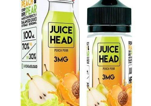 Juice Head Peach Pear 100ml 00mg