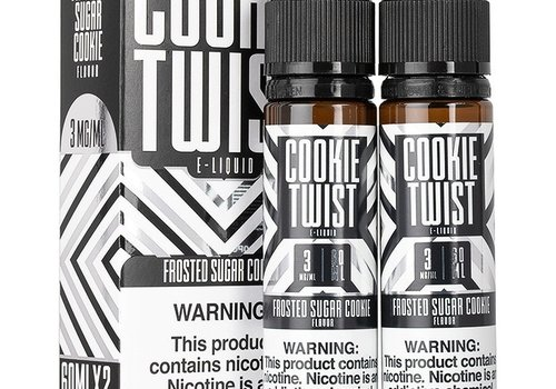 TWIST Frosted Sugar Cookie 120ml 00mg