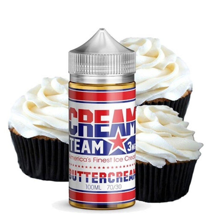 Buttercream 100ml 00mg