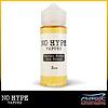 NO HYPE Butter Pecan Ice Cream 120ml 00mg
