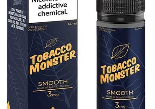 Tobacco Monster Smooth 60ml