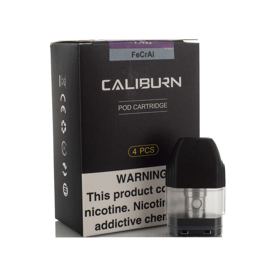 Caliburn Pod 1.4ohm