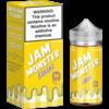 Jam Monster Banana Jam 100ml