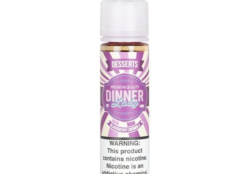 Dinner Lady Blackberry Crumble 60ml