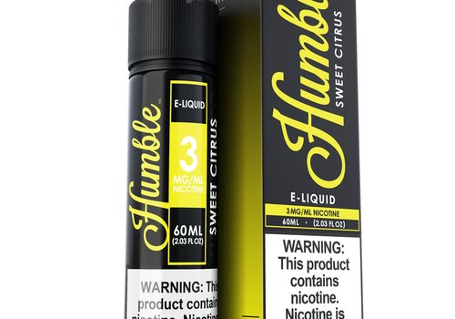Humble Sweet Citrus 60ml