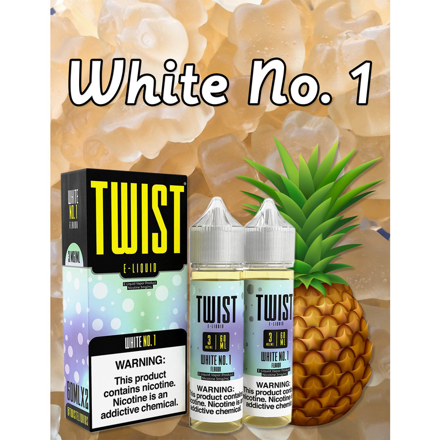 White No 1 120ml