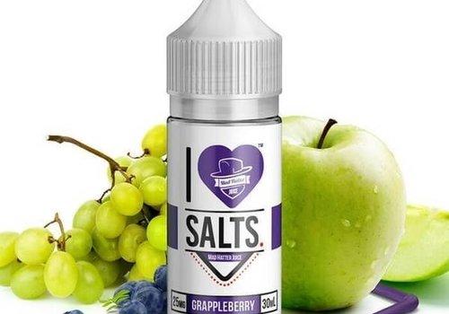 I Love Salts GrappleBerry 30ml