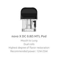 Novo X DC 0.8ohm Pod