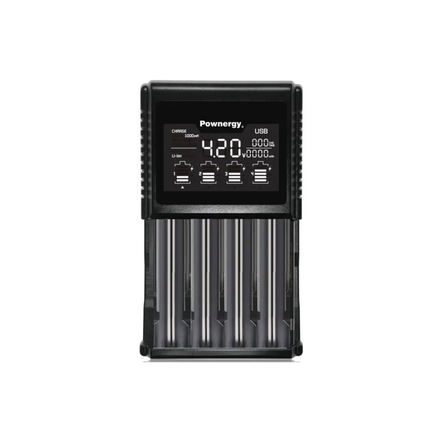 Pownergy 4 Bay Charger