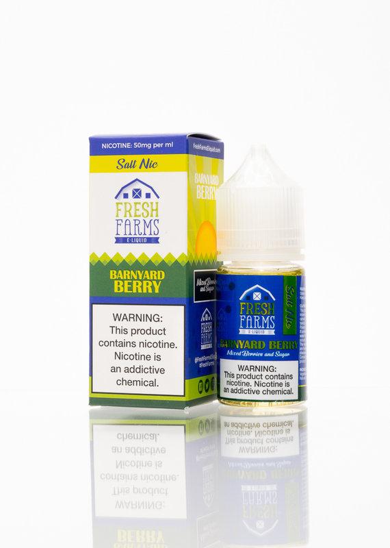 Fresh Farms Fresh Farms Salt - Barnyard Berry - 30ml