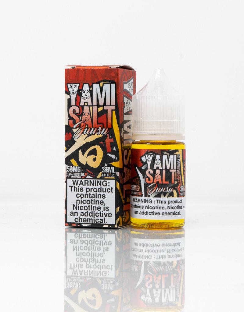 Yami Vapor Yami Vapor Salt - Juusu - 30ml