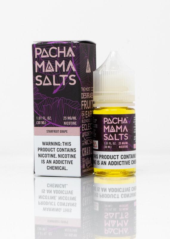 Charlie's Chalk Dust Pacha Mama Salt - Starfruit Grape - 30ml
