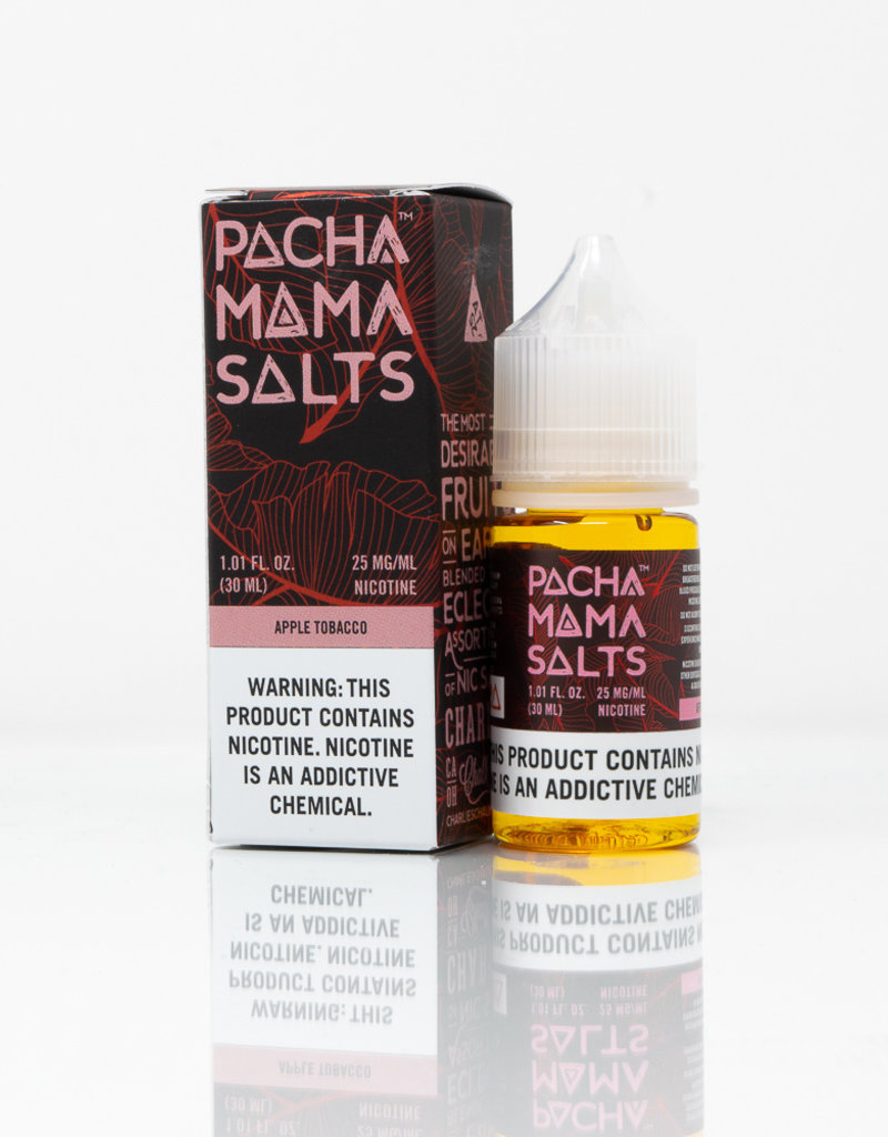 Charlie's Chalk Dust Pacha Mama Salt - Apple Tobacco - 30ml