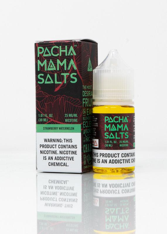 Charlie's Chalk Dust Pacha Mama Salt - Strawberry Watermelon - 30ml