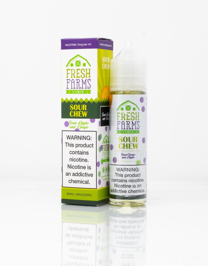 Fresh Farms Fresh Farms - Sour Chew - 60ml