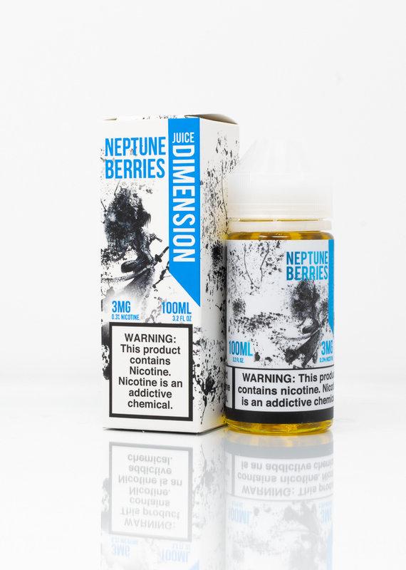 Juice Dimension Juice Dimension - Neptune Berries - 100ml