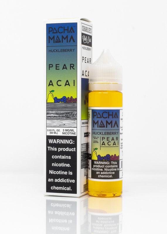 Pacha Mama Pacha Mama - Huckleberry Pear Acai - 60ml