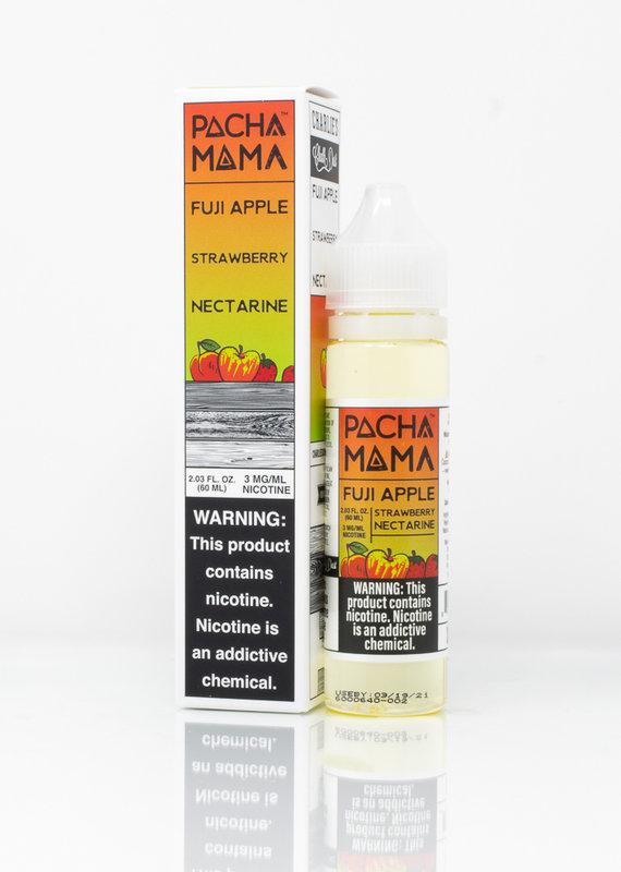 Pacha Mama Pacha Mama - Fuji Apple Strawberry Nectarine - 60ml