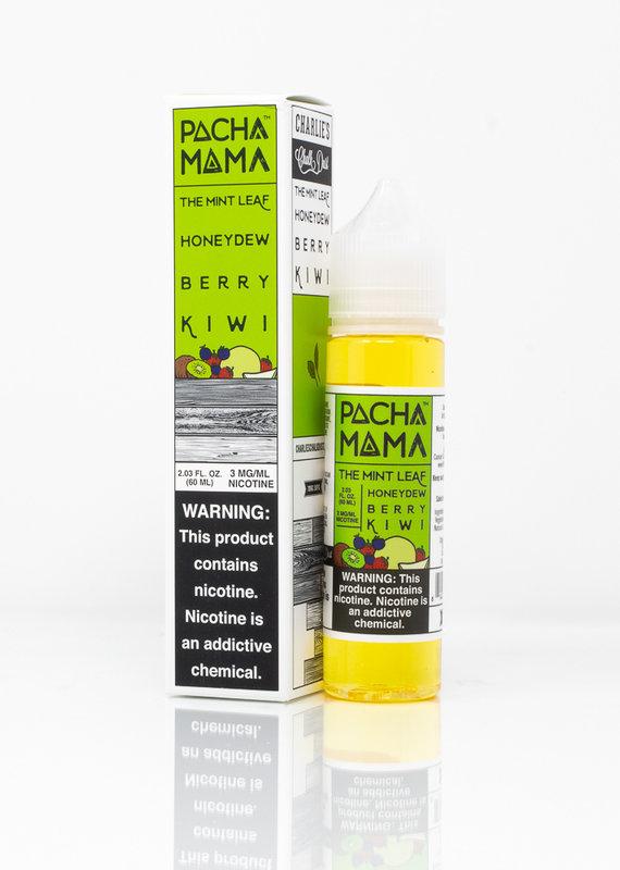 Pacha Mama Pacha Mama - Mint Honeydew Berry Kiwi - 60ml