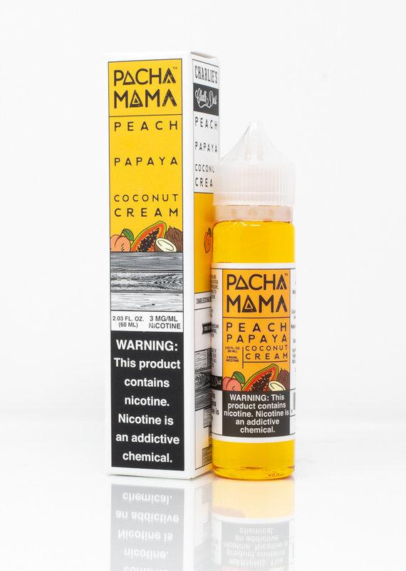 Pacha Mama Pacha Mama - Peach Papaya Coconut - 60ml