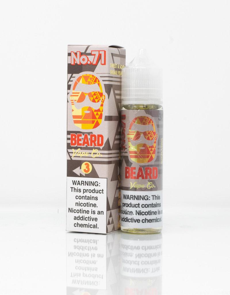 Beard Beard Vape - No. 71 - 60ml