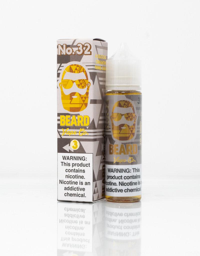 Beard Beard Vape - No. 32 - 60ml