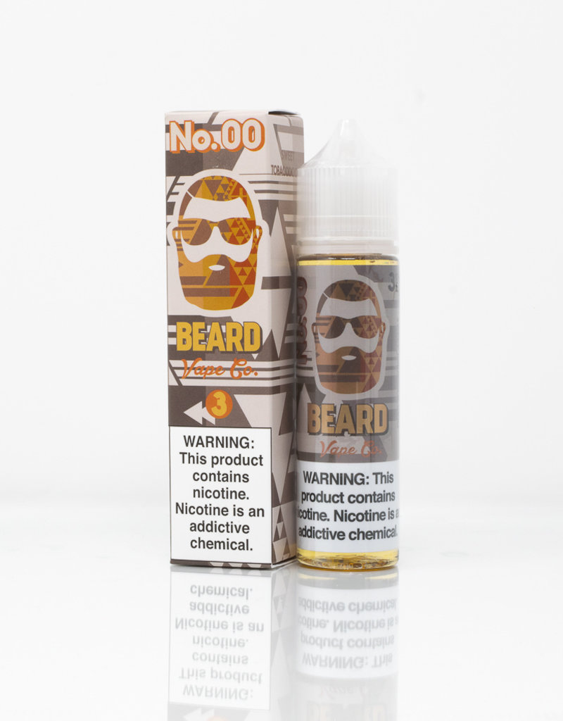 Beard Beard Vape - No. 00 - 60ml