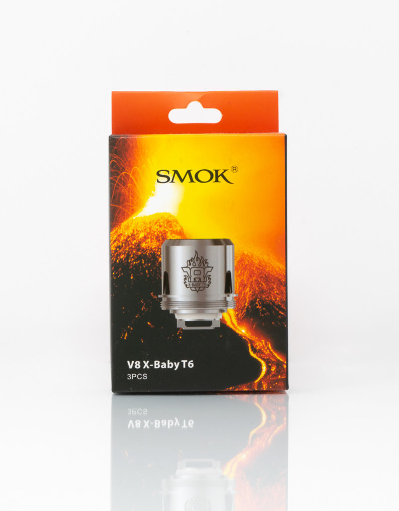 Smoktech Smok V8 X-Baby Coil Pack