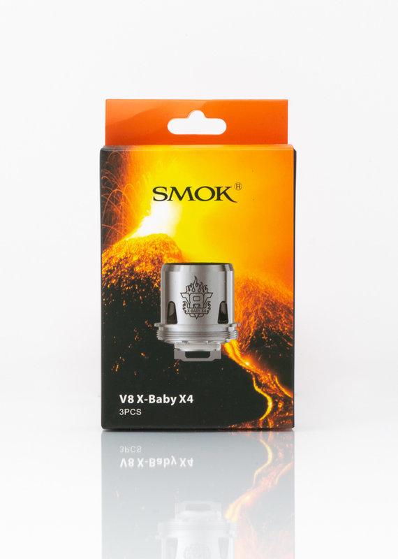 Smoktech Smok V8 Baby Coil Pack 0.15Ω X4
