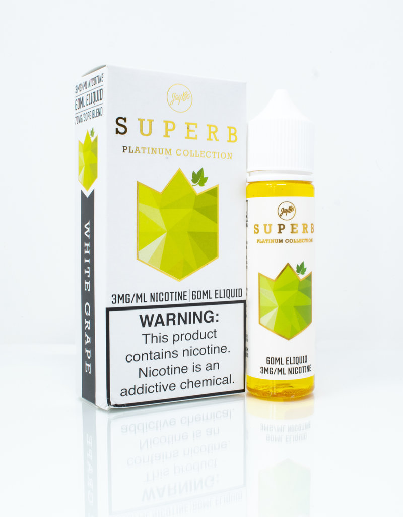 Superb Superb - White Grape - 60ml