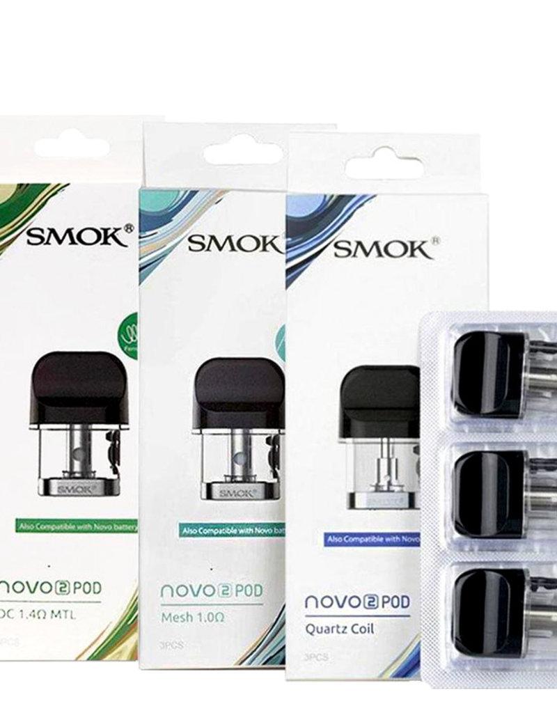 Smoktech Smok Novo 2 Replacement Pod 3 Pack