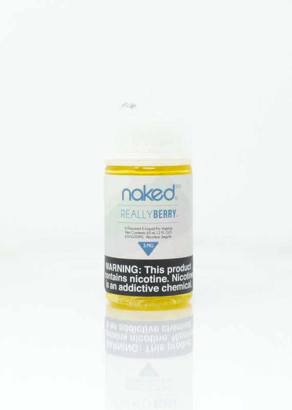 Naked Naked 100 - Really Berry - 60ml