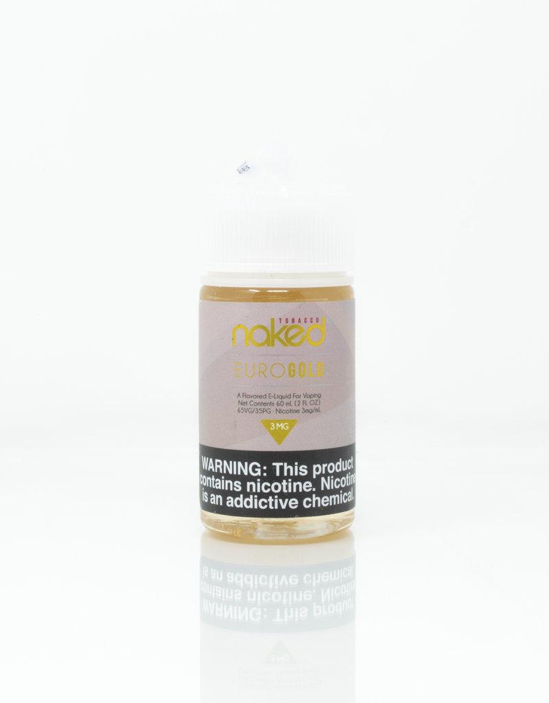 Naked Naked 100 - Euro Gold - 60ml