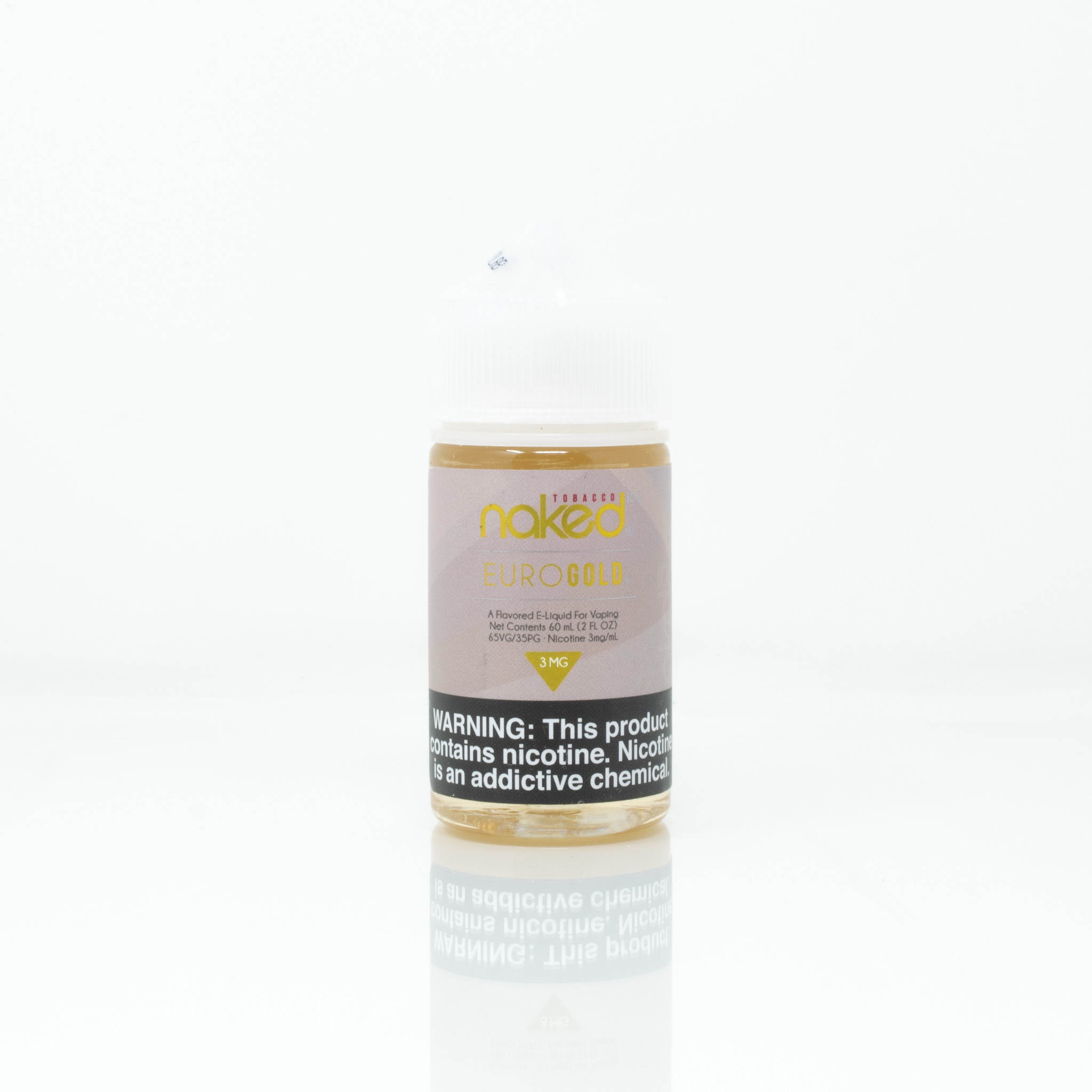 Naked 100 - Euro Gold 60ml   Ozone Smoke™ USA
