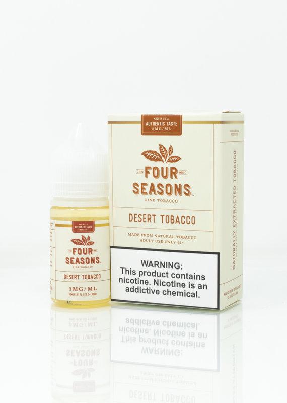Four Seasons Four Seasons - Desert Tobacco - 30ml