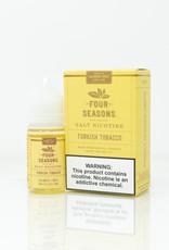 Four Seasons Four Seasons  Salt - Turkish Tobacco - 30ml