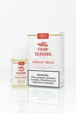 Four Seasons Four Seasons - American Tobacco - 30ml