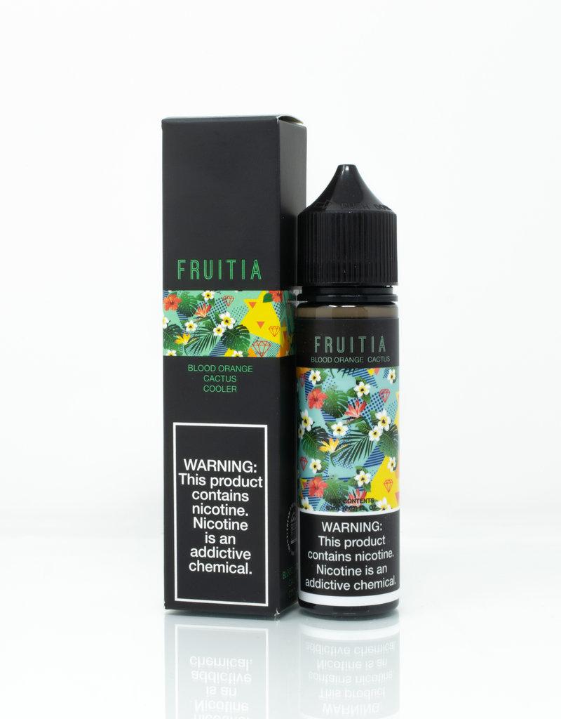 Fruitia Fruitia - Blood Orange Cactus Cooler 60ML
