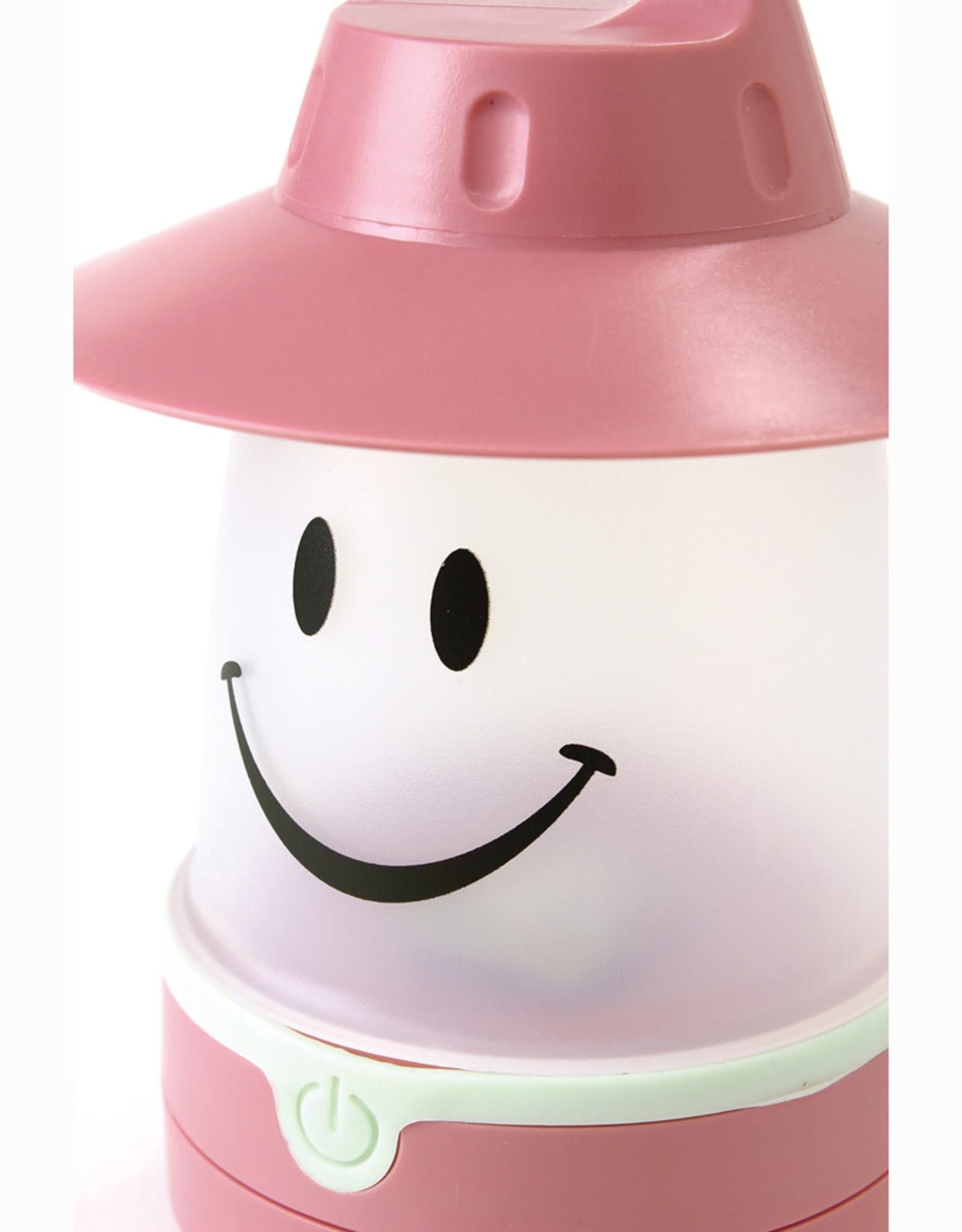 Time Concept Smile LED Lantern