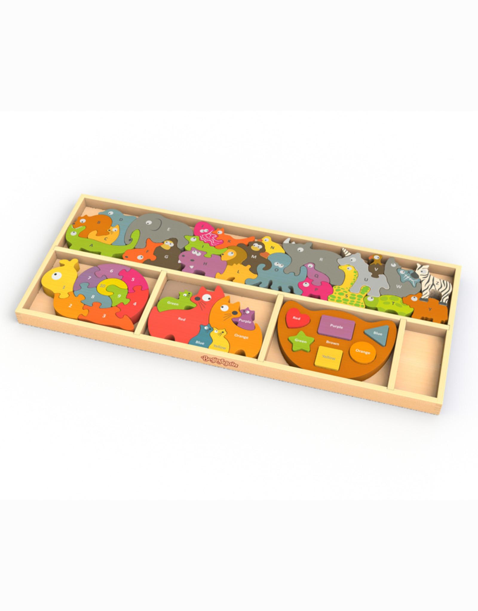 BeginAgain Barlowe's Learning Box