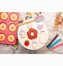 Handstand Kitchen Donut Shoppe Baking Party