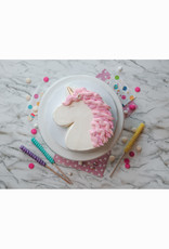 Handstand Kitchen Magical Baker Bundle: Cake Set, Cupcake Molds & Cookie Cutters