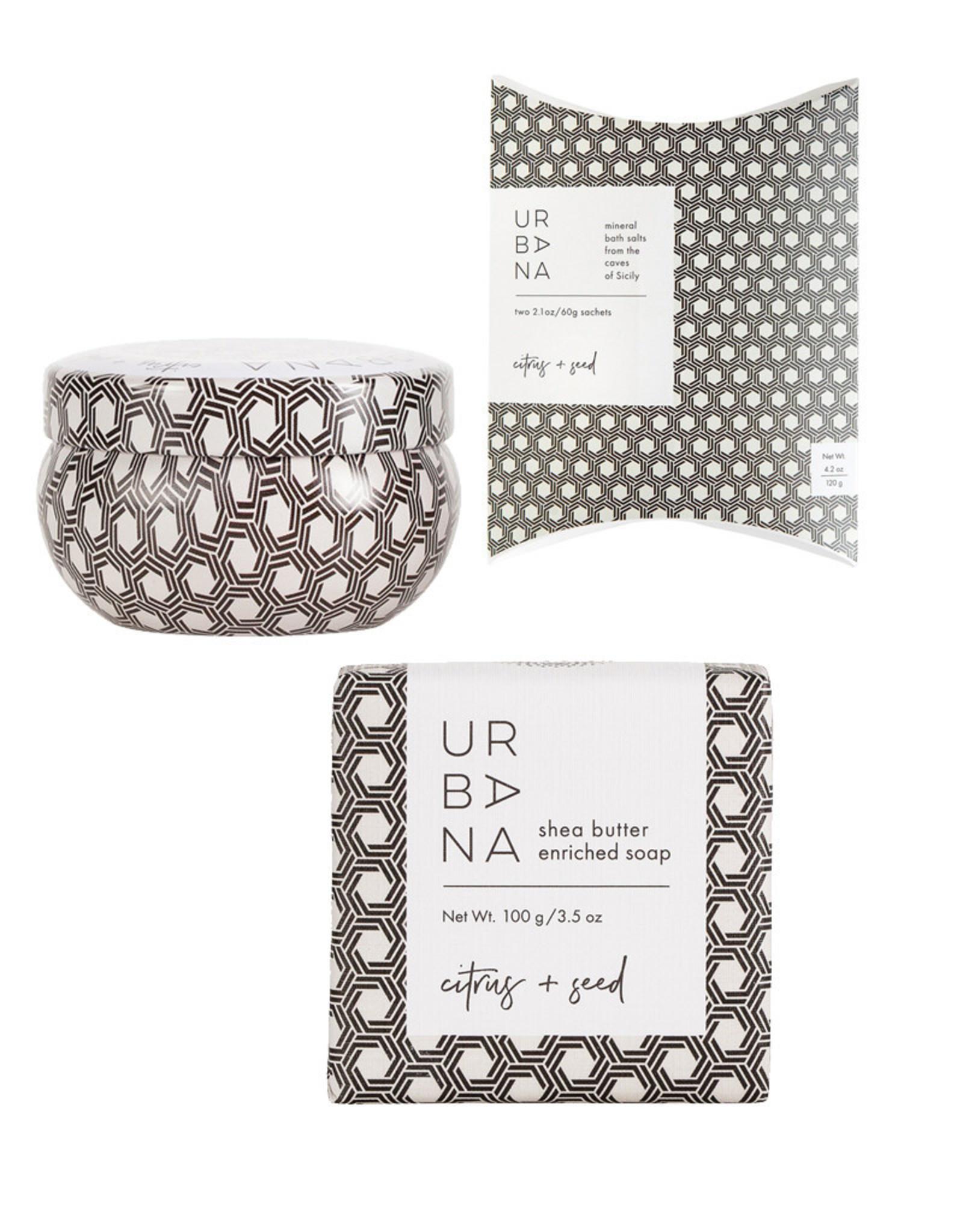 European Soap Company Urbana Self Care Bundle