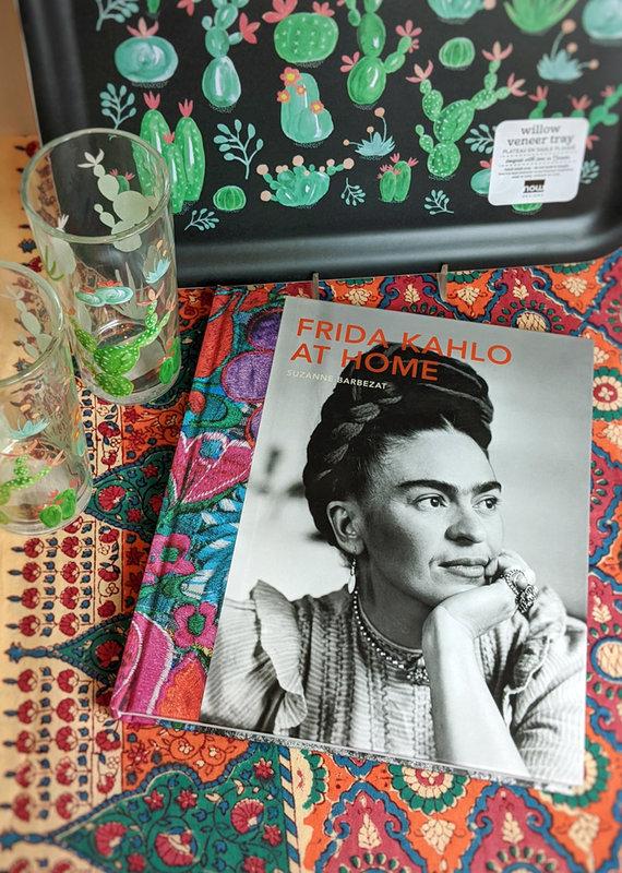 Hachette Book Group Frida Kahlo At Home