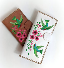 Lavishy Lavishy Embroidered Wallet