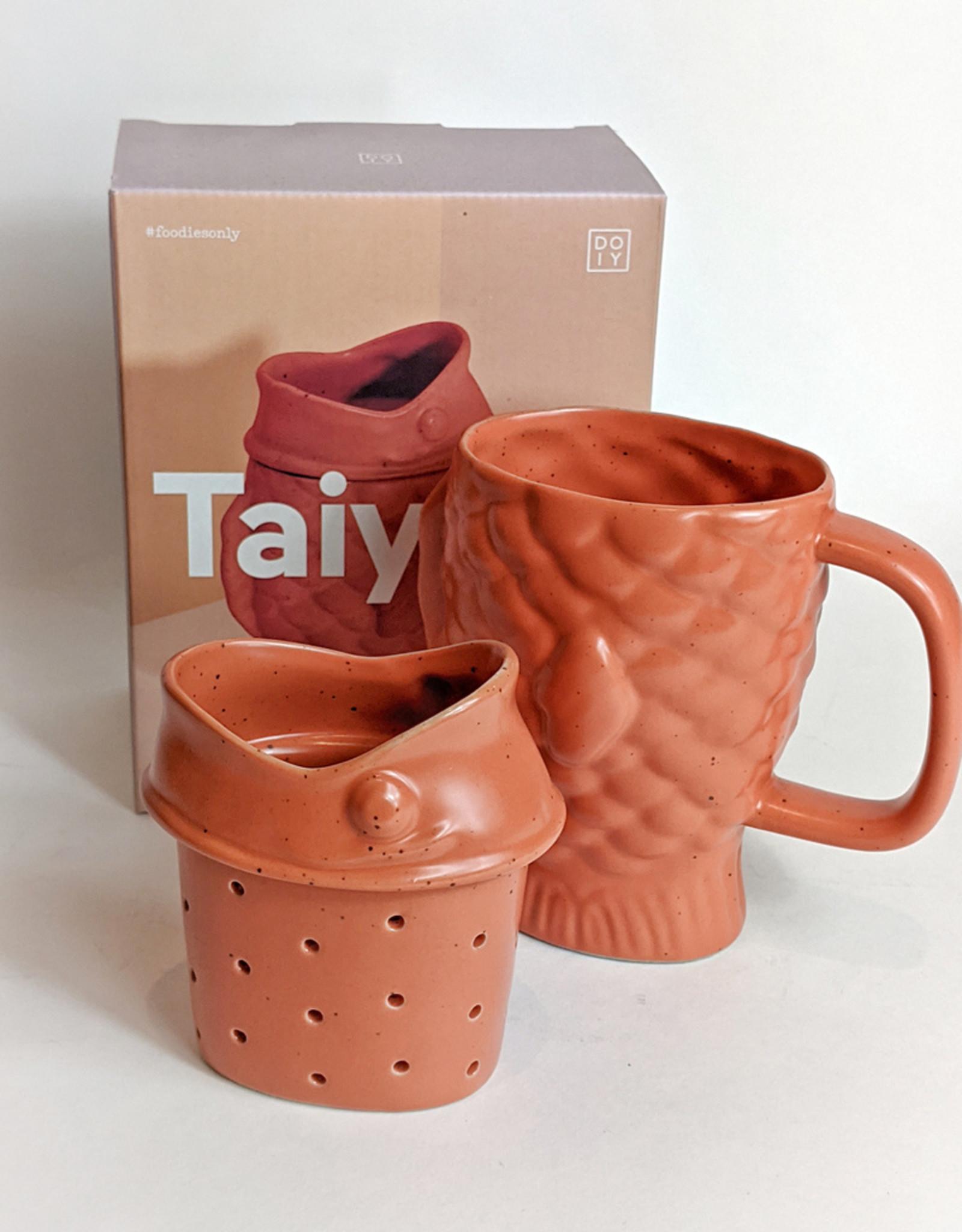 DOIY Taiyaki Tea Mug